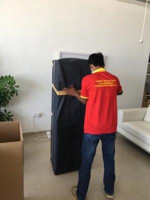moving team